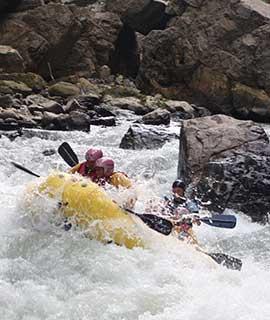 rafting Canyon